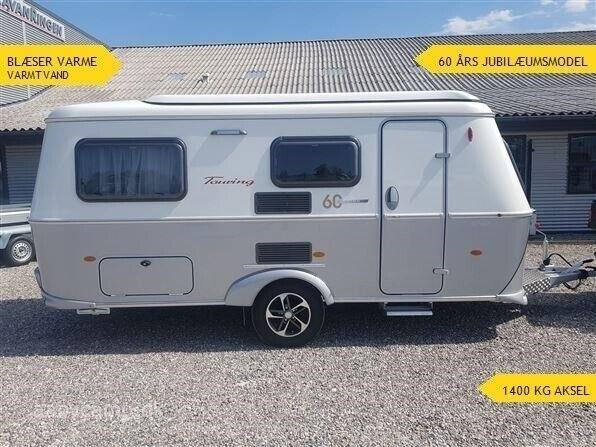 Hymer Eriba Touring Troll 542 60 Edition, 2021, kg egenvægt