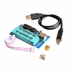 USB-PIC-Automatic-Programming-Develop-Microcontroller-Programmer-K150-ICSP-Cable