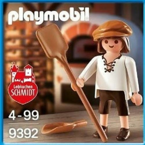 (A 2) 9392 Gingerbread Baker Schmidt Special Character Promo New Sealed