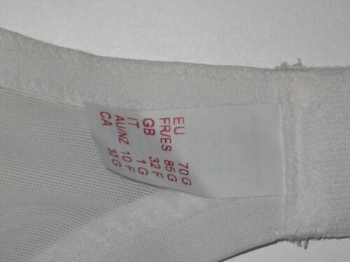 AE 2-72  TRIUMPH BH Lovely Pattern WP01 weiß schwarz  NEU international sizes