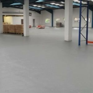 2 Pack Epoxy Resin Concrete Garage Warehouse Floor Paint