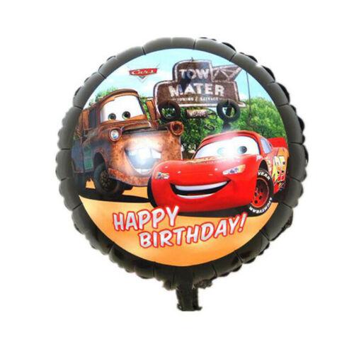 Mcqueen Cars Kinder Geburtstags Party Dekor Jungen Tischdecke Ballon Banner