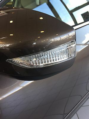 Sentra Right Pass Mirror Glass Lens Models w//Signal in Housng Fits 13-15 Altima
