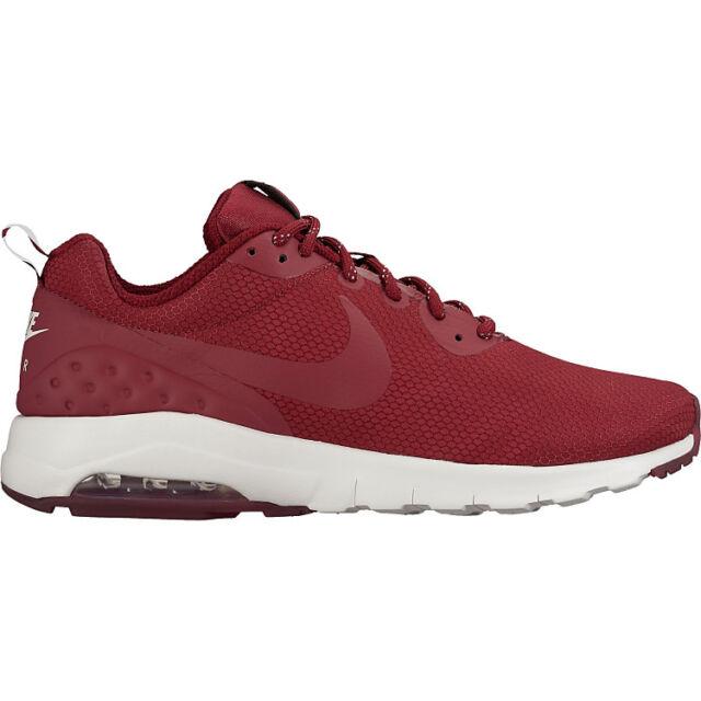 huge discount e7a1f c886c Men s Nike Air Max Motion LW SE Running Shoes Team Red Phantom NIB 844836-