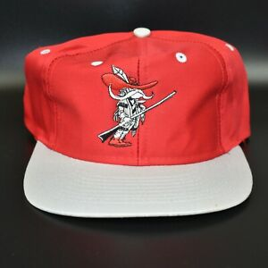 UNLV-Rebels-NCAA-Competitor-Vintage-90-039-s-Twill-Snapback-Cap-Hat-NWT