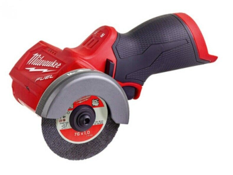 Milwaukee M12 Fuel FCOT -0X Sub Compact Multi-Material Cut off Tool Bare Tool
