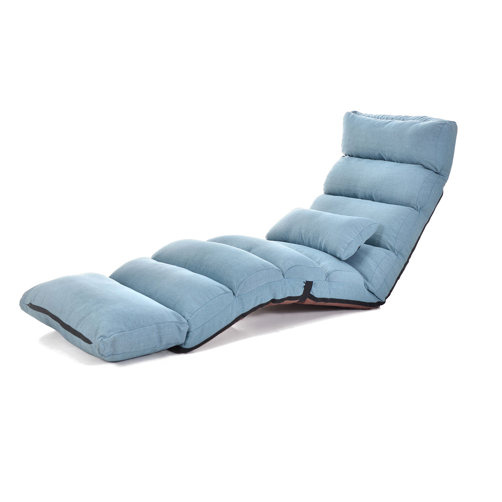 E More Home Adjustable Folding Lazy Floor Sofa Chair Stylish Couch Beds Lounge For Sale Online Ebay