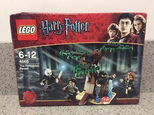 Lego Harry Potter # 4865 La Forêt Interdite - Neufs et scellés