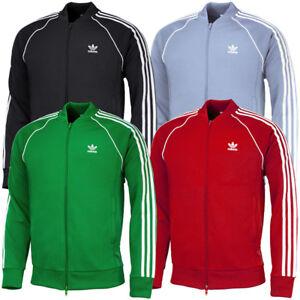 Details zu Adidas SST Tracktop Originals Jacke Herren Sport Freizeit Trainingsjacke CW12