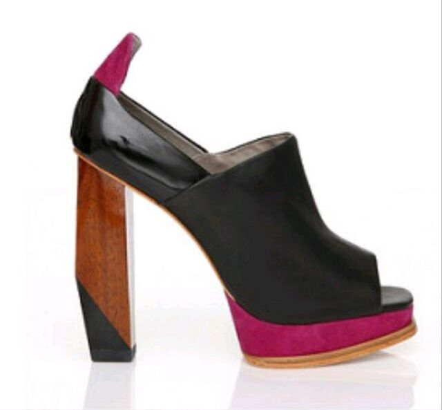 Finsk Style 478-00 Size 36 Black/Berry