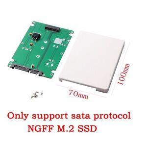 M-2-SSD-NGFF-B-Key-to-2-5-034-SATA-7mm-HDD-Enclosure-Case-Converter-Adapter-white