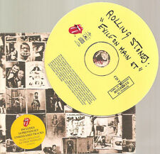 """ROLLING STONES """"Exile On Main St"""" Silkscreen Promo 2CD ARGENTINA"""