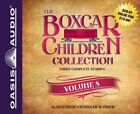 The Boxcar Children Collection Volume 8: The Animal Shelter Mystery, the Old Motel Mystery, the Mystery of the Hidden Painting by Gertrude Chandler Warner (CD-Audio, 2014)
