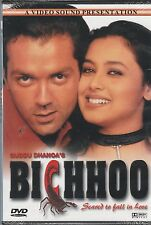 Bichhoo - bobby deol   [Dvd ]  1st Edition  Released