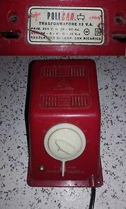 Alimentatore Trasformatore P3 Per Pista Elettrica Policar