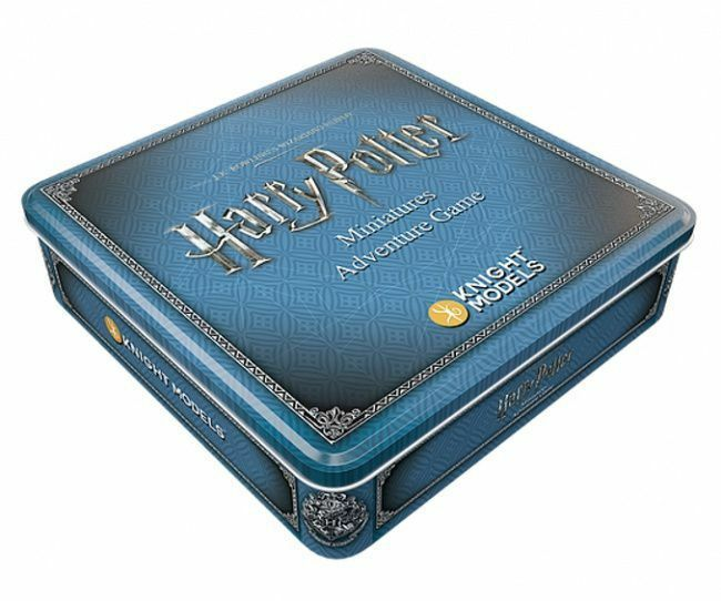 Harry Potter miniature GAME-Core Box - (Eng) - disponibile
