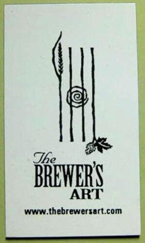 MARYLAND BREWER/'S ART beer Refrigerator MAGNET with HOPS /& Grain Baltimore