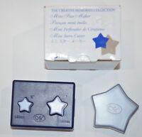 Creative Memories Mini Star Maker Paper Punch 3/4 & 1