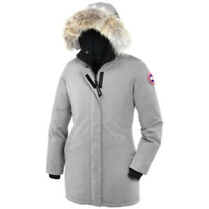 Image is loading Canada-Goose-Women-039-s-Victoria-Parka-Medium- f1dd07346