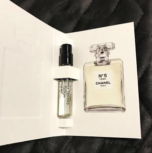 da47a2d8c70 Chanel NO. 5 L EAU Eau De Toilette Spray Sample 0.06OZ 2ML EDT ...