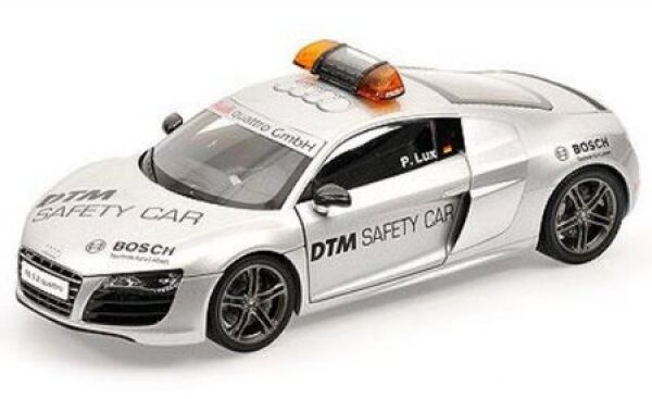 AUDI r8 5.2 SAFETY CAR DTM 2010