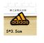 Patch-Toppa-Brand-Logo-Nike-Adidas-Sport-Jordan-Nba-Ricamata-Termoadesiva miniatuur 8