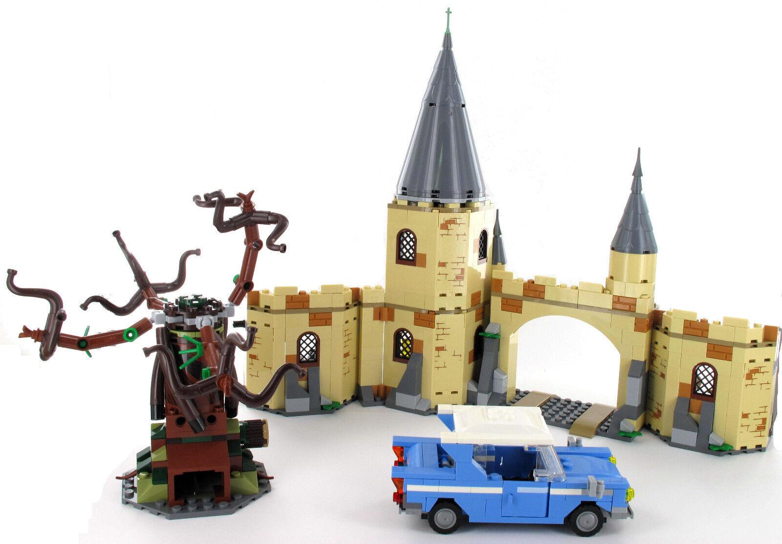LEGO Harry Potter 75953 Die peitschende Weide von Hogwarts ohne Minifiguren, NEU