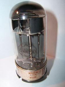 RCA 6080 tested - Italia - RCA 6080 tested - Italia