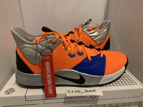 Nasa Reino 3 Rara Tamaño Naranja 11 Total Us Nike 10 Pg Unido X 6wqp6A7Ir