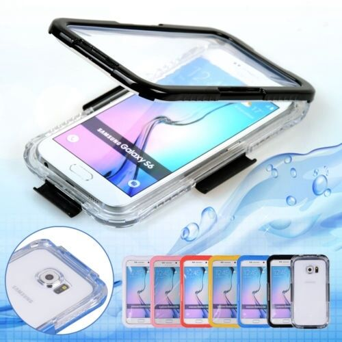 Durable Swimming Diving Waterproof Underwater Case Cover For iPhone Samsung