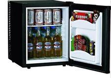 Kleiner Kühlschrank Fürs Büro : Pkm mc35 semi konduktor kühlschrank mit led schwarz ebay