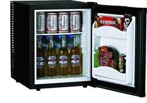 Mini Kühlschrank Für Hotel : Kühlschrank geräuschlos leise schwarz büro camping hotel wein mini