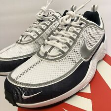 promo code e6874 689eb item 1 Nike Air Zoom Spiridon  16 926955-103 White Metallic Silver Size US  sz 10.5 NEW -Nike Air Zoom Spiridon  16 926955-103 White Metallic Silver  Size US ...