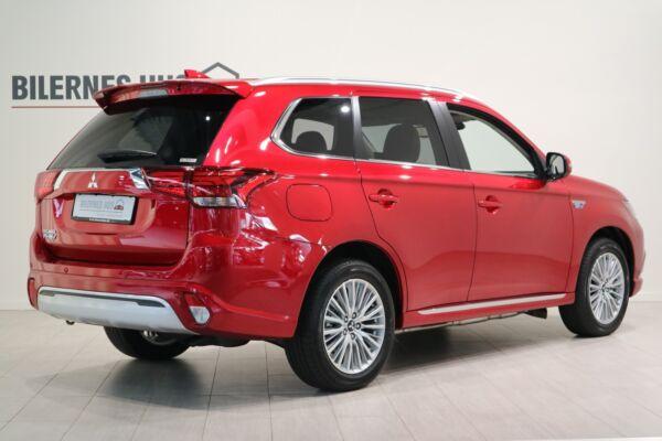 Mitsubishi Outlander 2,4 PHEV Intense CVT 4WD - billede 1
