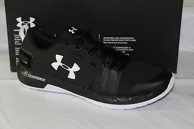 the best attitude bc622 ad50a UNDER ARMOUR UA COMMIT TR MEN'S TRAINING SHOES, BLACK/WHITE ...
