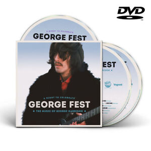 George-Fest-A-Night-To-Celebrate-The-Music-of-George-Harrison-NEW-2x-CD-amp-DVD