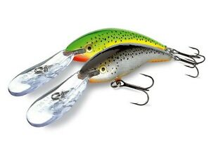 Rapala-Deep-Tail-Dancer-9cm-13g-TDD09-crankbait-hard-lure-Esche-COLORI