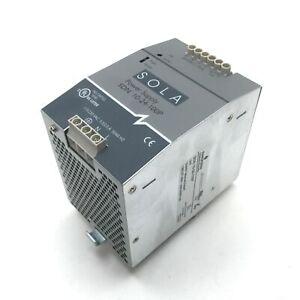 EGS Power Supply 24V SDN 10-24-100C Sola