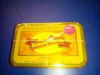 1 Ounce Supremo Italiano Highest Quality Spanish Saffron 28.3 - 1 Oz Sealed