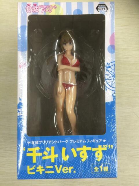 Isuzu Sento Premium Figure Bikini Ver. Sega Amagi Brilliant Park