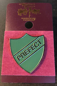 Slytherin Perfect Pin Wizarding World Of Harry Potter Universal Studios