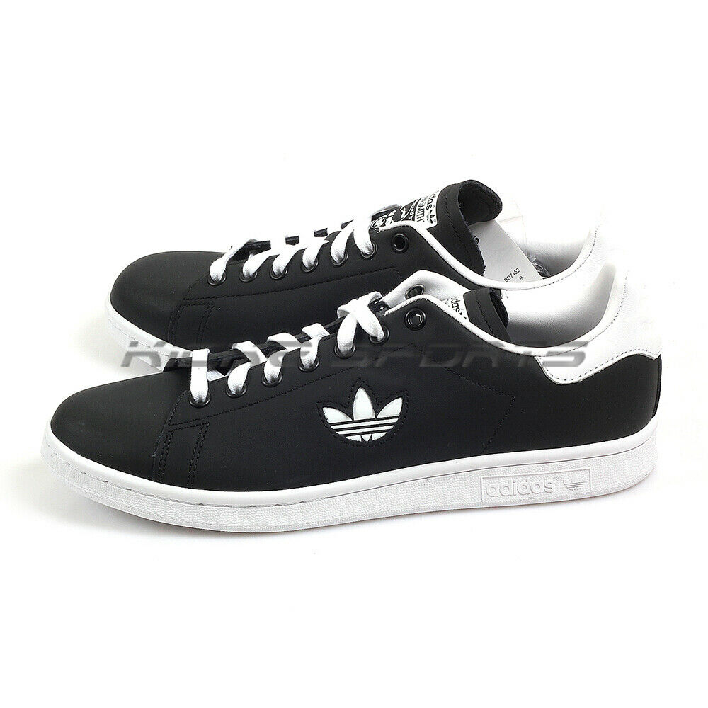 Adidas Originals Stan Smith Black White Black Classic Lifestyle shoes BD7452