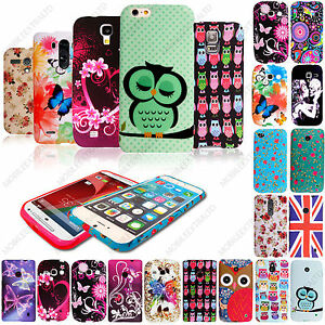 Silicone-Rubber-Gel-Case-Cover-For-iPhone-4-4S-5-5S-5C-6-Plus-Screen-Protector