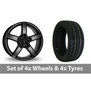 4-x-17-034-Wolfrace-Emotion-Black-Alloy-Wheel-Rims-and-Tyres-245-45-17