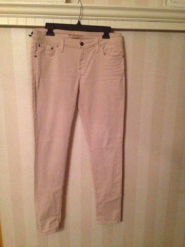 Nwt Big Star bluesh Pink Skinny Denim Jeans 31