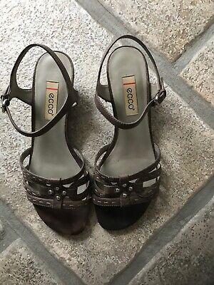 ded5bce6332 Find Ecco Sandal 39 på DBA - køb og salg af nyt og brugt