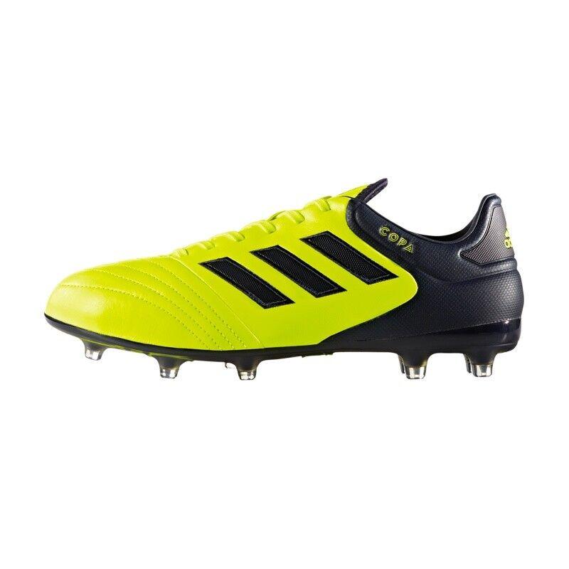 Adidas Performance Copa 17.2 FG gelb blau - Herren Fußballschuhe S77137