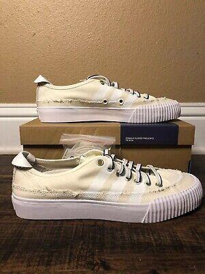 Donald Glover Adidas Nizza Size 10 Deadstock Rare Shoes | eBay