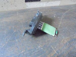 heater resistor VW Bus T5 2.5TDi 96kW BNZ 161166 - AT, Österreich - Rücknahmen akzeptiert - AT, Österreich