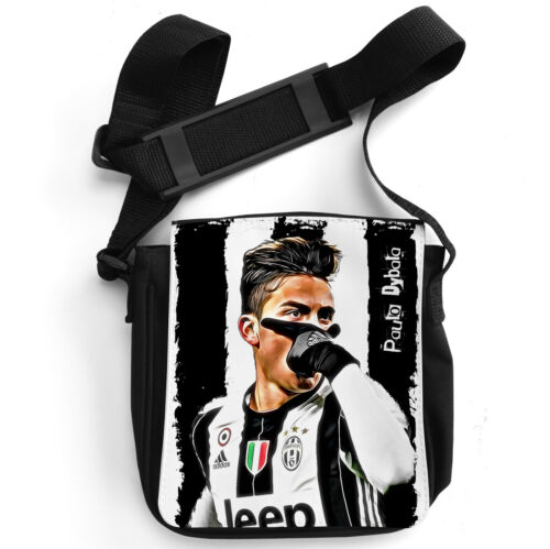 Paulo la joya Dybala Juventus borsa tracolla vari modelli per bambini